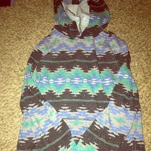 Men's lightweight hoodie